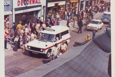 Nuneaton Carnival, 1970s
