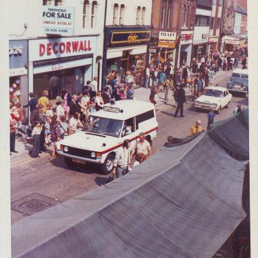 Nuneaton Carnival, 1970s | Nuneaton Memories
