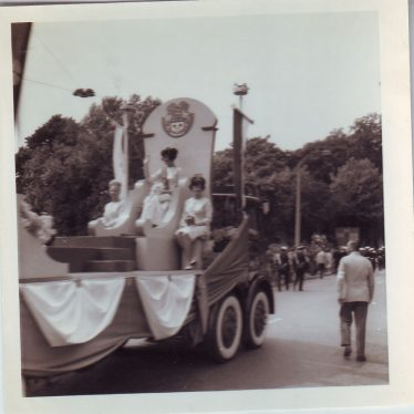 Nuneaton Carnival, 1965. | Nuneaton Memories