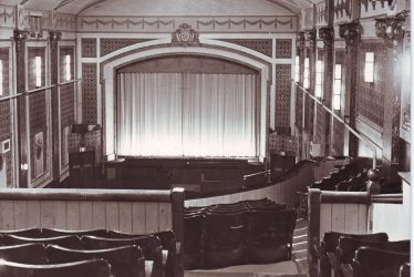 Photos of the Scala Cinema, Nuneaton