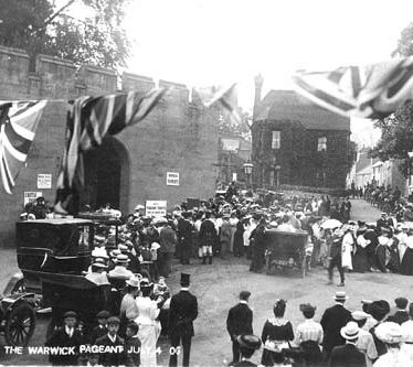 The Warwick Pageant of 1906: Legacy