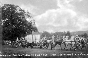 The Warwick Pageant of 1906: Pageant Week