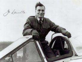 Pilot 'Jo' Lancaster | Photo courtesy of Alan Griffin