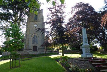 St Margaret's Church, Whitnash