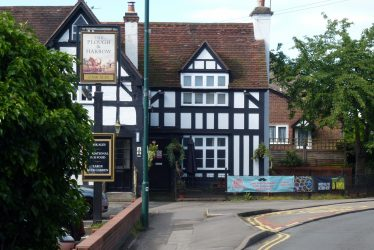 The Plough and Harrow, Whitnash
