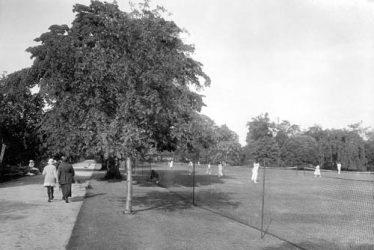 Tennis in Leamington