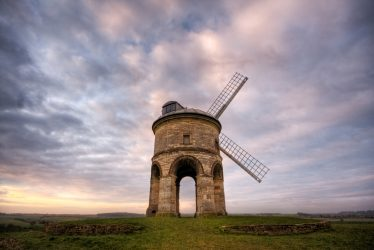 Chesterton Windmill Jigsaw Puzzle (60 Pieces)