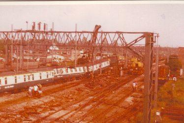Nuneaton Train Crash 1975