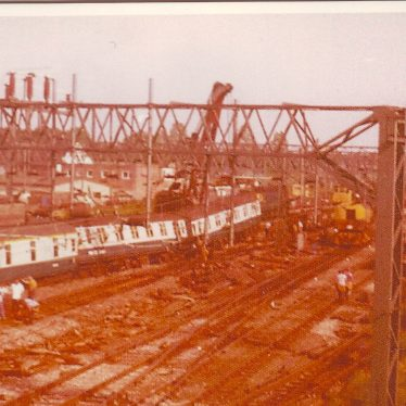 Nuneaton Train Crash 1975
