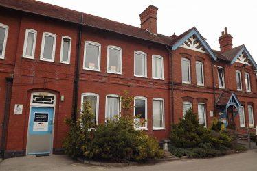 Bramcote Hospital, Nuneaton