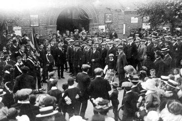 Warwickshire at War