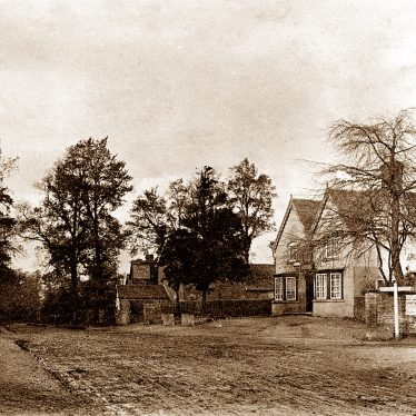 Knowle in the First World War