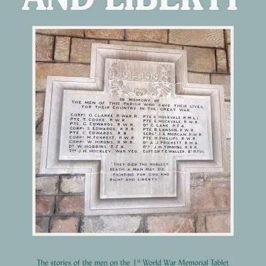 The stories of the 18 men named on the WWI memorial in All Saints' Church, Leek Wootton | Leek Wootton History Group