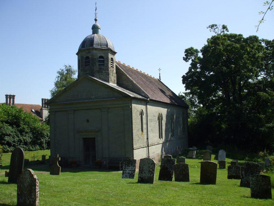 Church of St. Leonard, Birdingbury.   Photo by Benjamin Earl