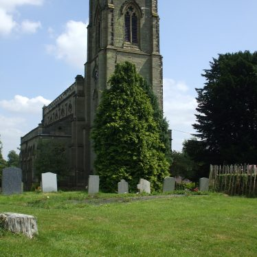 The Building of All Saints Church, Stretton on Dunsmore