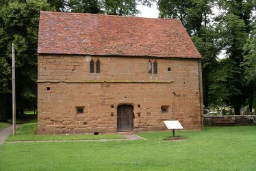 The Augustinian Abbey of St Mary the Virgin, Kenilworth