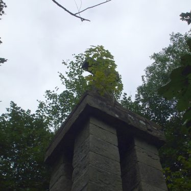 Gaveston Cross   Photo by Rob Woodgate.