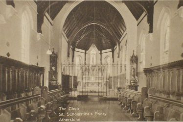 The Pugins in Warwickshire: The Priory of St. Scholastica, Atherstone