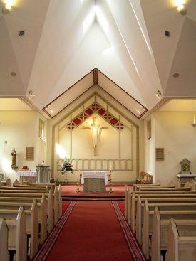 St. Francis interior | © John Bowdler