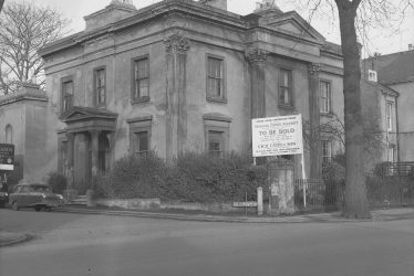 Gower House,  Warneford House, Origins and Postcodes