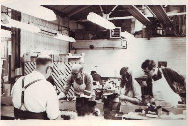 Finn's Shoe Factory, Nuneaton