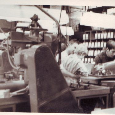 Finn's Shoe Factory | Photo courtesy of Nuneaton Memories and Mark Hadley