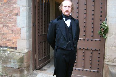 Victorian Servants at Charlecote