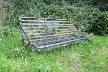 A Diamond Jubilee Bench