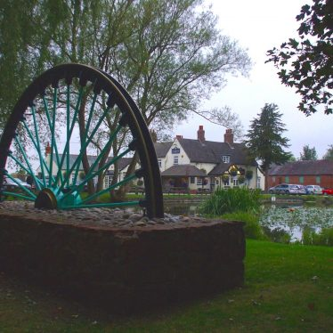 Baddesley and Baxterley Winding Wheel Memorials