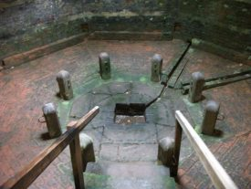 The Dungeon at the County Gaol. | Picture courtesy of Heritage and Culture Warwickshire