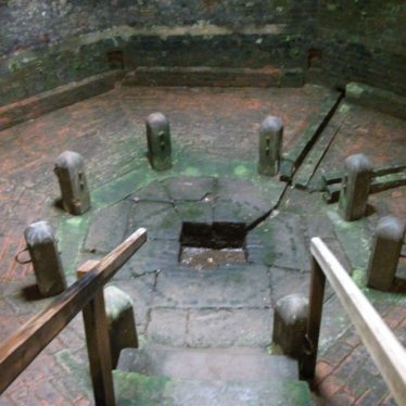 The Dungeon in the County Gaol, Warwick