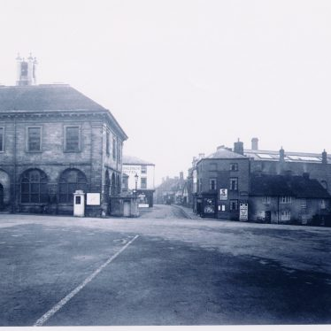 The Warwick Market Hall Museum Transformed in 1951