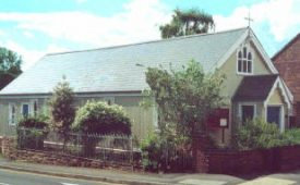 St Barnabas Church, Kenilworth | St. Nicholas & St. Barnabas parish council