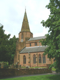 St. Nicholas and St. Barnabas Churches, Kenilworth