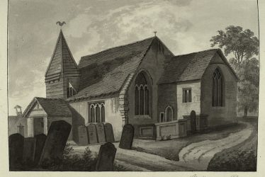 Stretton on Dunsmore's First Church