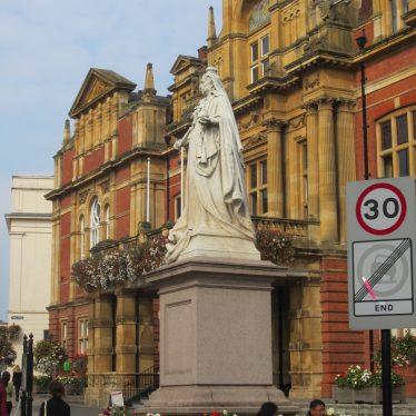 Queen Victoria Visits Warwickshire