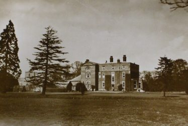 Wolston Remembered: The Manor House