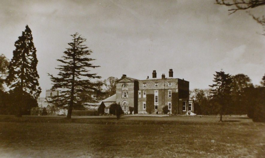 Wolston Manor House. | Warwickshire County Record Office reference PH352/207/28