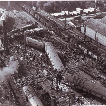 1975 Nuneaton Train Crash