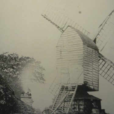 Cubbington Windmill
