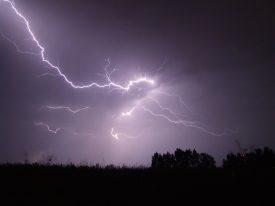 Lightning | Image courtesy of Pixabay