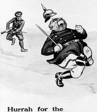 Warwickshire at War 1914-1918: September 1914