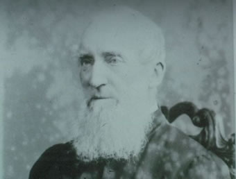 Rev. P. Brodie | Image courtesy of Warwickshire Museum