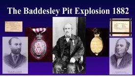 Baddesley / Baxterley Pit Explosion 1882