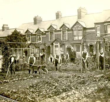 Murray School Allotment in World War I