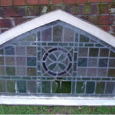 Pentagonal window from old Kenilworth station | Graham Hyde