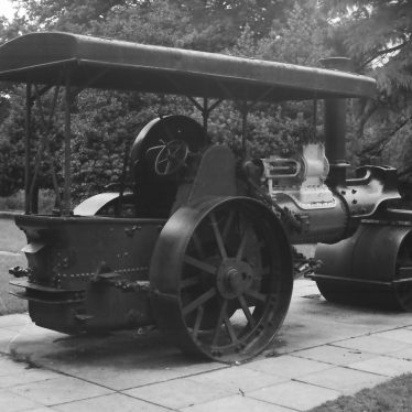 The Steam Roller in Victoria Park