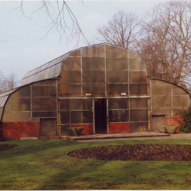 The Glasshouse, Riversley Park, Nuneaton