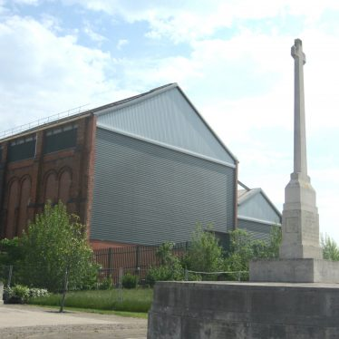 War Memorial for British Thomson-Houston Workers in Rugby