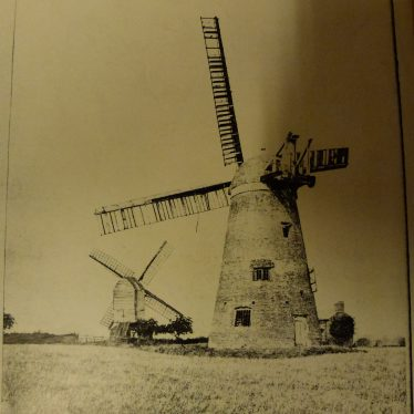 Stockton Post and Tower Windmills